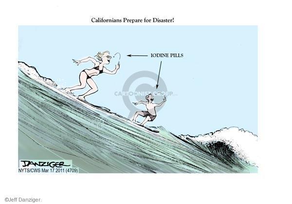 Jeff Danziger  Jeff Danziger's Editorial Cartoons 2011-03-17 medication