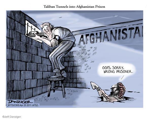 Cartoonist Jeff Danziger  Jeff Danziger's Editorial Cartoons 2011-04-25 American
