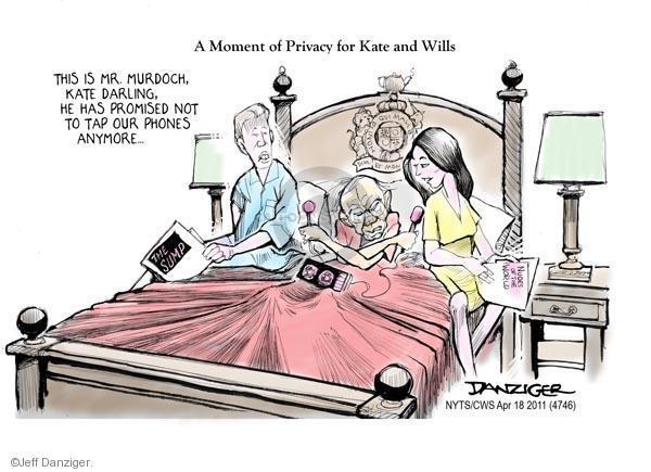 Cartoonist Jeff Danziger  Jeff Danziger's Editorial Cartoons 2011-04-18 darling