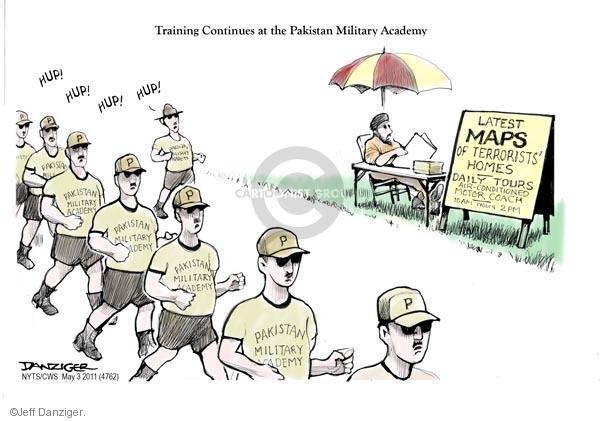 Jeff Danziger  Jeff Danziger's Editorial Cartoons 2011-05-03 Pakistani