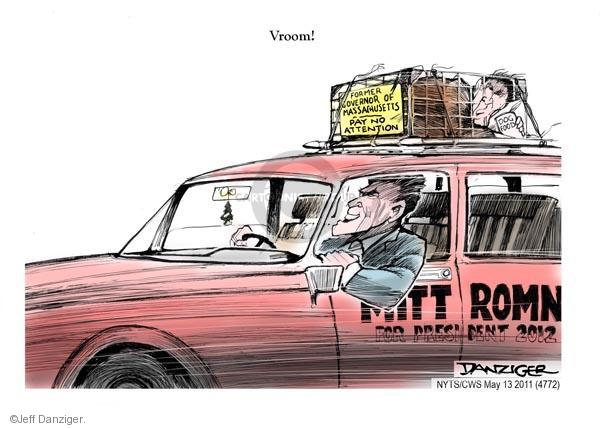 Cartoonist Jeff Danziger  Jeff Danziger's Editorial Cartoons 2011-05-13 background
