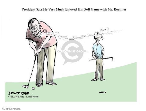 Cartoonist Jeff Danziger  Jeff Danziger's Editorial Cartoons 2011-06-19 congressman