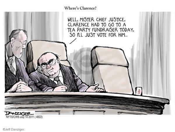 Cartoonist Jeff Danziger  Jeff Danziger's Editorial Cartoons 2011-07-10 Mister