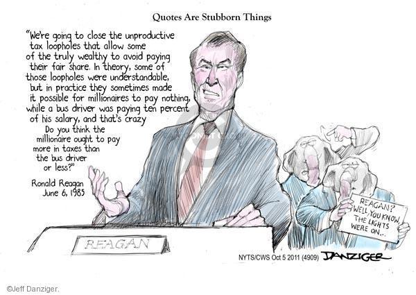 Cartoonist Jeff Danziger  Jeff Danziger's Editorial Cartoons 2011-10-05 do