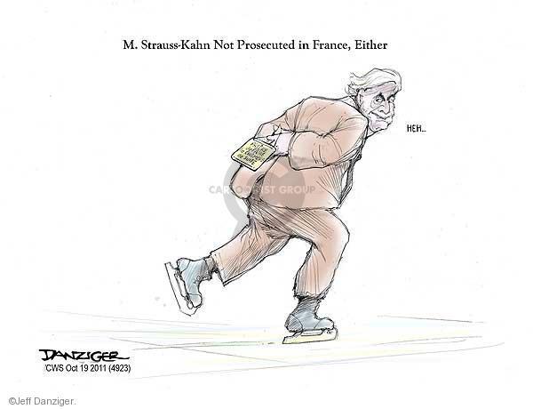 Cartoonist Jeff Danziger  Jeff Danziger's Editorial Cartoons 2011-10-19 legal