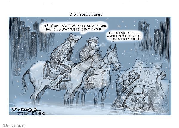 Jeff Danziger  Jeff Danziger's Editorial Cartoons 2011-11-01 theft