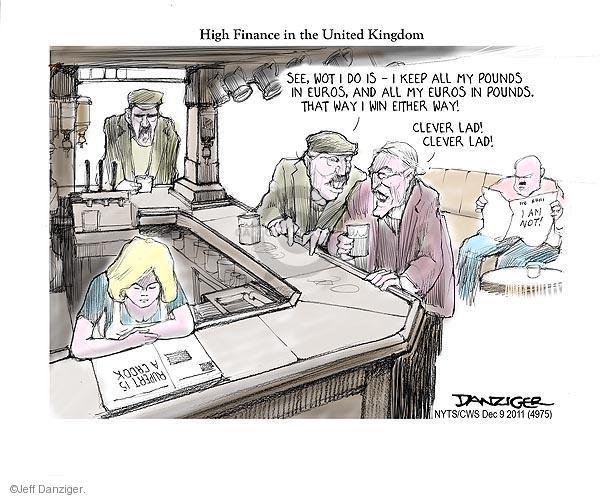 Cartoonist Jeff Danziger  Jeff Danziger's Editorial Cartoons 2011-12-09 do