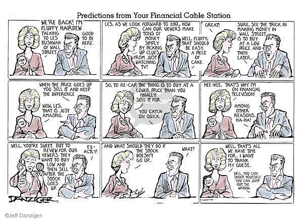 Cartoonist Jeff Danziger  Jeff Danziger's Editorial Cartoons 2012-01-25 do