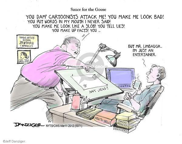 Jeff Danziger  Jeff Danziger's Editorial Cartoons 2012-03-11 cartoonist