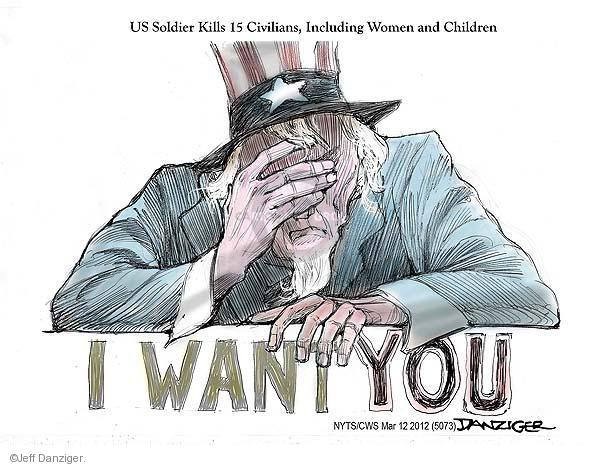 Cartoonist Jeff Danziger  Jeff Danziger's Editorial Cartoons 2012-03-12 woman