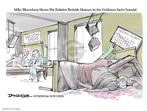 Cartoonist Jeff Danziger  Jeff Danziger's Editorial Cartoons 2012-03-19 opinion