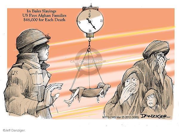 Jeff Danziger  Jeff Danziger's Editorial Cartoons 2012-03-25 United States
