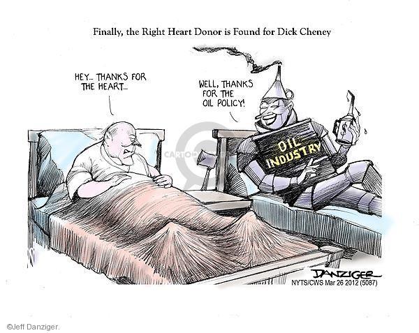 Jeff Danziger  Jeff Danziger's Editorial Cartoons 2012-03-26 finally