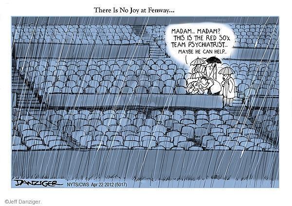 Jeff Danziger  Jeff Danziger's Editorial Cartoons 2012-04-22 psychiatry