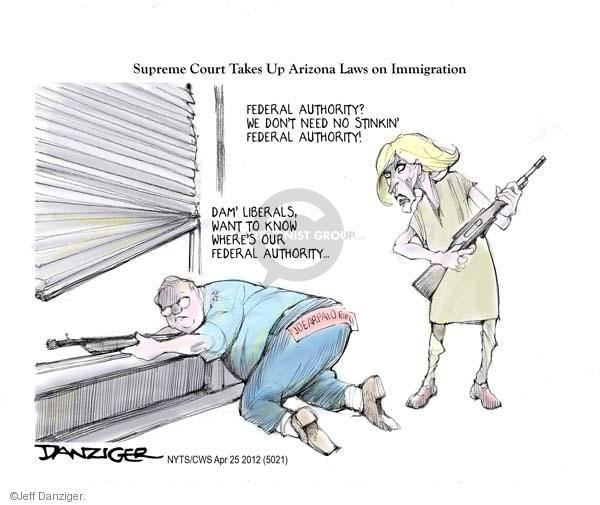 Jeff Danziger  Jeff Danziger's Editorial Cartoons 2012-04-25 authority