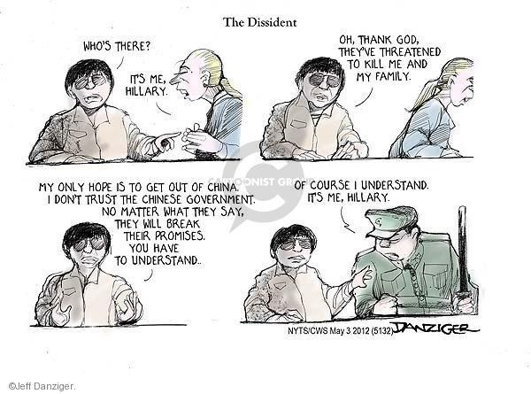 Jeff Danziger  Jeff Danziger's Editorial Cartoons 2012-05-03 United States