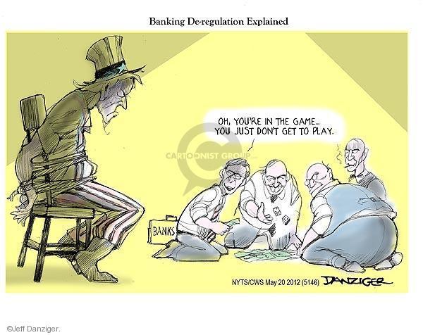 Jeff Danziger  Jeff Danziger's Editorial Cartoons 2012-05-20 gamble