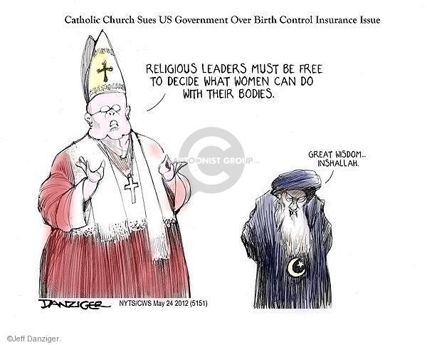 Cartoonist Jeff Danziger  Jeff Danziger's Editorial Cartoons 2012-05-24 leader