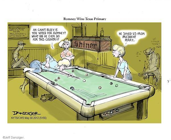 Jeff Danziger  Jeff Danziger's Editorial Cartoons 2012-05-30 2012 primary