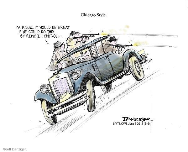 Cartoonist Jeff Danziger  Jeff Danziger's Editorial Cartoons 2012-06-08 do