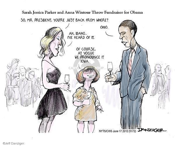 Jeff Danziger  Jeff Danziger's Editorial Cartoons 2012-06-17 Iowa election