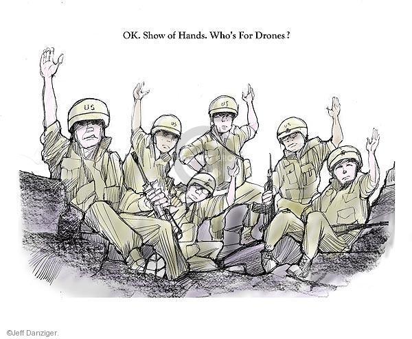 Cartoonist Jeff Danziger  Jeff Danziger's Editorial Cartoons 2012-06-21 aircraft