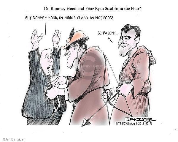 Cartoonist Jeff Danziger  Jeff Danziger's Editorial Cartoons 2012-08-08 republican