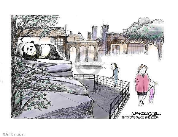 Jeff Danziger  Jeff Danziger's Editorial Cartoons 2012-09-25 caption