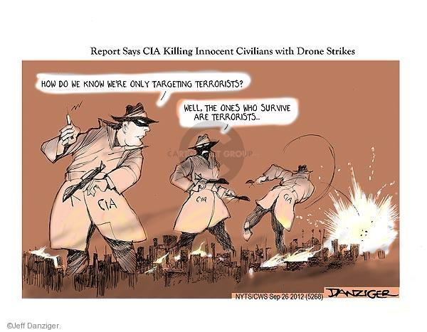 Jeff Danziger  Jeff Danziger's Editorial Cartoons 2012-09-26 terror attack
