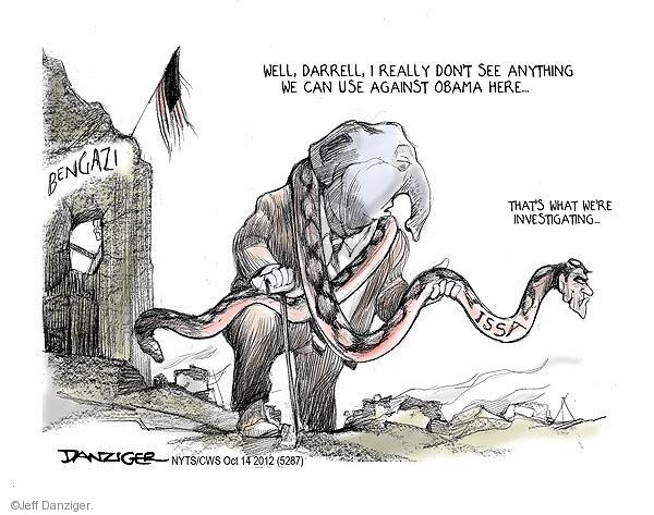 Cartoonist Jeff Danziger  Jeff Danziger's Editorial Cartoons 2012-10-14 don't