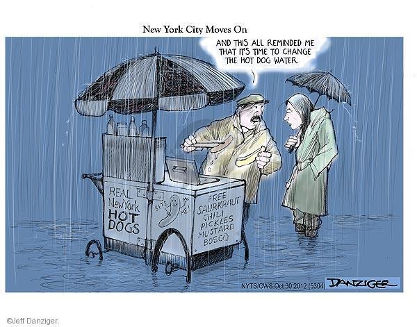 Jeff Danziger  Jeff Danziger's Editorial Cartoons 2012-10-30 super