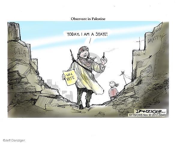 Jeff Danziger  Jeff Danziger's Editorial Cartoons 2012-11-30 United States