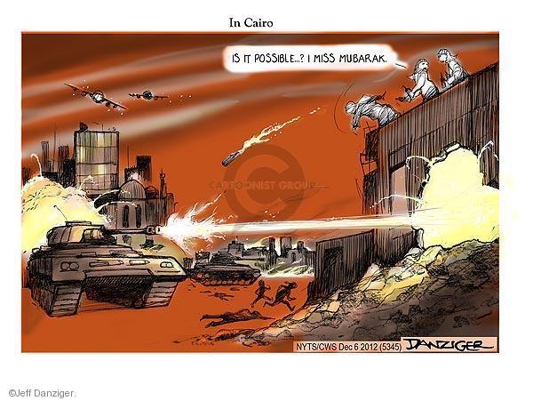 Jeff Danziger  Jeff Danziger's Editorial Cartoons 2012-12-06 possible