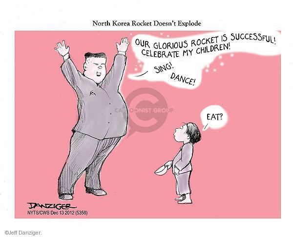 Cartoonist Jeff Danziger  Jeff Danziger's Editorial Cartoons 2012-12-13 leader