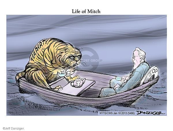 Life of Mitch. GOP.