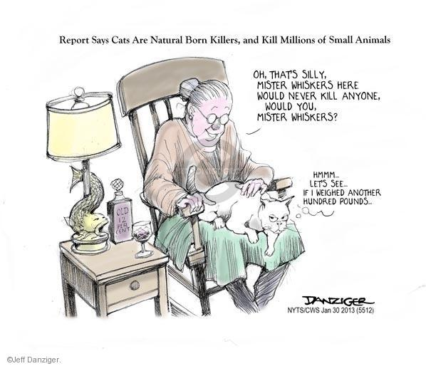 Cartoonist Jeff Danziger  Jeff Danziger's Editorial Cartoons 2013-01-30 Mister