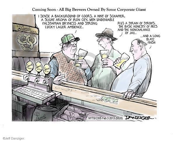 Cartoonist Jeff Danziger  Jeff Danziger's Editorial Cartoons 2013-02-03 background