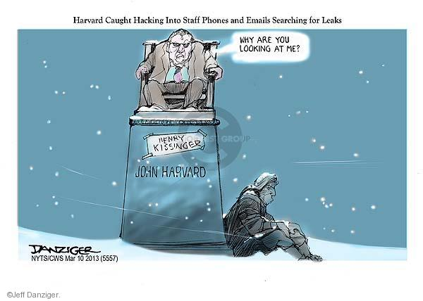 Jeff Danziger  Jeff Danziger's Editorial Cartoons 2013-03-10 catch