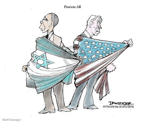 Cartoonist Jeff Danziger  Jeff Danziger's Editorial Cartoons 2013-03-20 flag