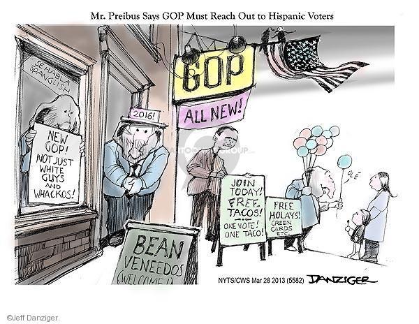 Cartoonist Jeff Danziger  Jeff Danziger's Editorial Cartoons 2013-03-28 join