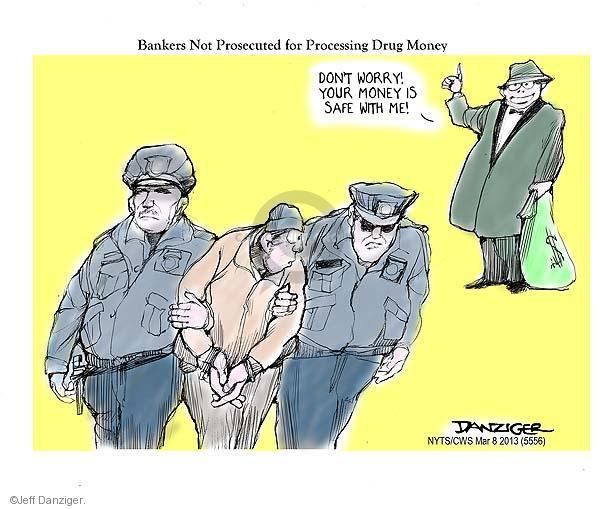 Cartoonist Jeff Danziger  Jeff Danziger's Editorial Cartoons 2013-03-08 don't