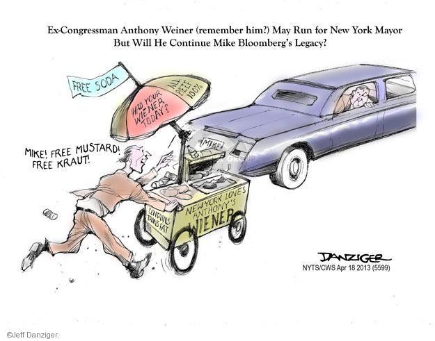 Jeff Danziger  Jeff Danziger's Editorial Cartoons 2013-04-18 May