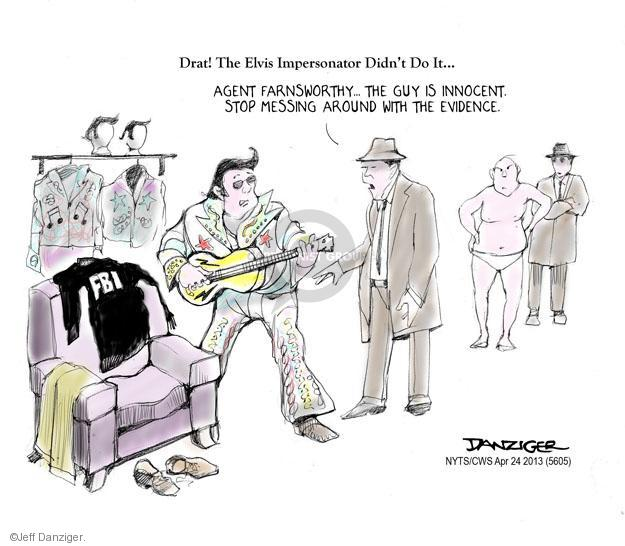 Jeff Danziger  Jeff Danziger's Editorial Cartoons 2013-04-24 mail