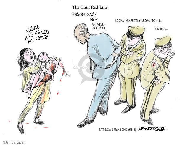 Cartoonist Jeff Danziger  Jeff Danziger's Editorial Cartoons 2013-05-02 American