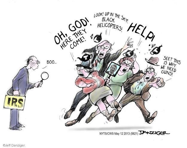 Cartoonist Jeff Danziger  Jeff Danziger's Editorial Cartoons 2013-05-13 conservative