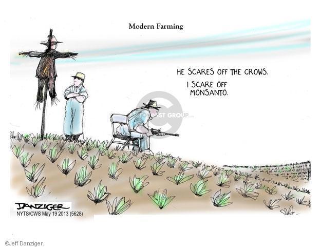 Cartoonist Jeff Danziger  Jeff Danziger's Editorial Cartoons 2013-05-19 company