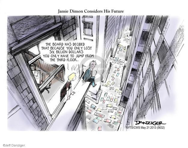 Cartoonist Jeff Danziger  Jeff Danziger's Editorial Cartoons 2013-05-22 building