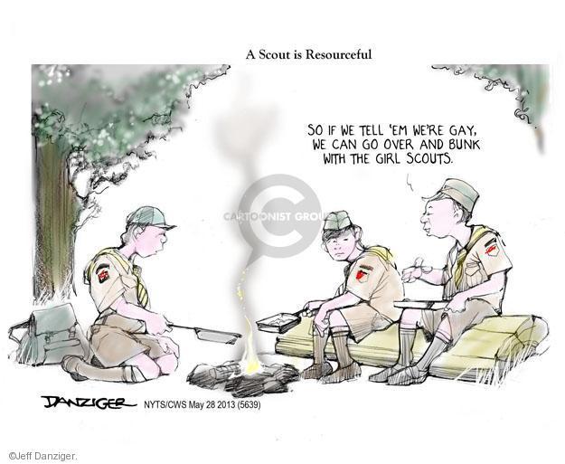 Cartoonist Jeff Danziger  Jeff Danziger's Editorial Cartoons 2013-05-28 girl