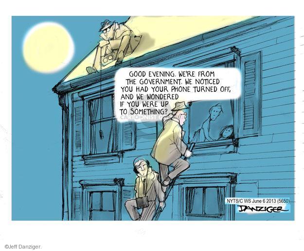 Jeff Danziger  Jeff Danziger's Editorial Cartoons 2013-06-06 good