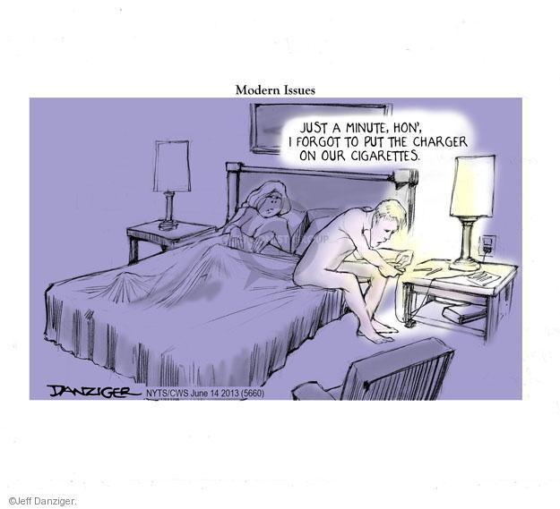 Jeff Danziger  Jeff Danziger's Editorial Cartoons 2013-06-14 technology